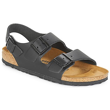 Schuhe Herren Sandalen / Sandaletten Birkenstock MILANO Schwarz