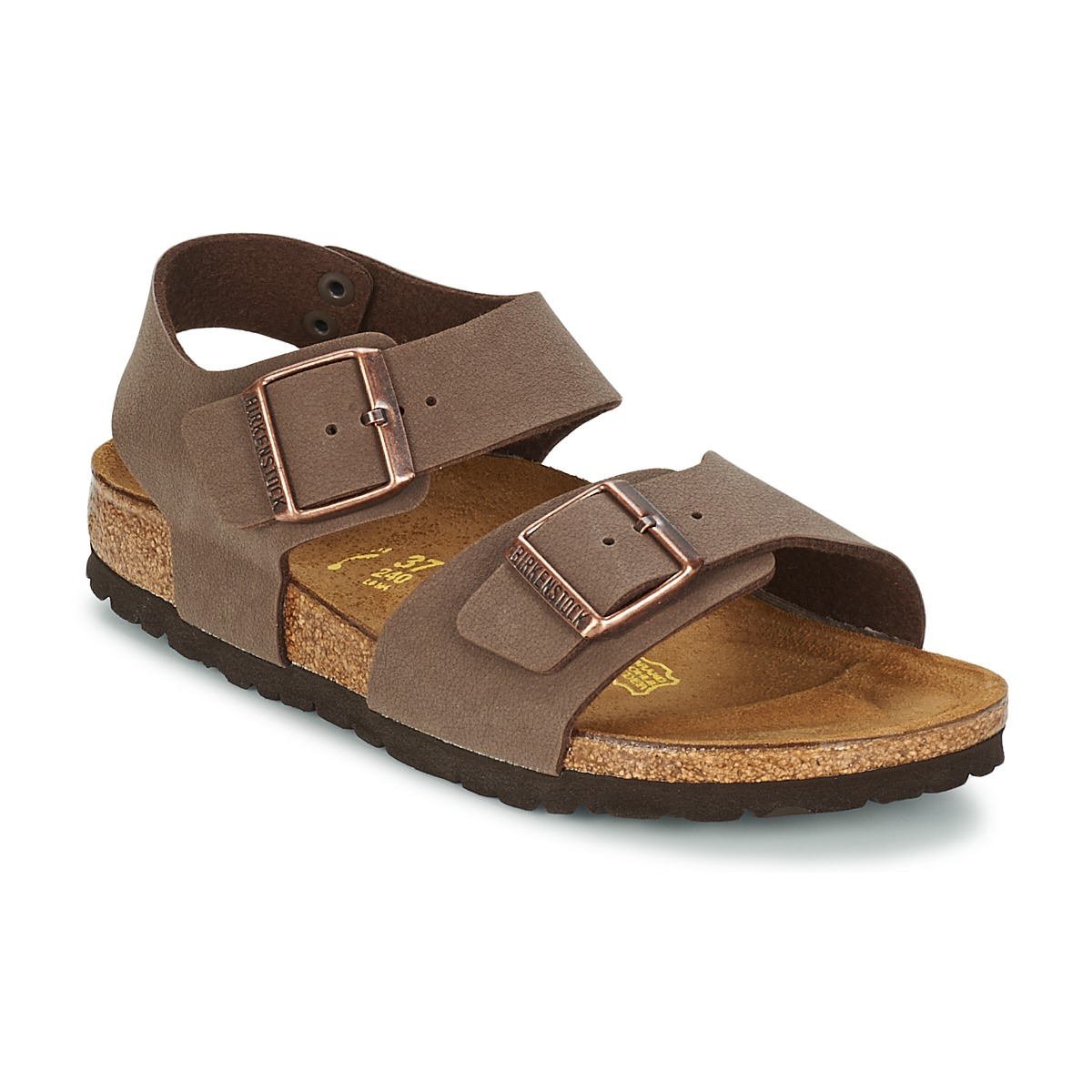 Birkenstock NEW YORK braun