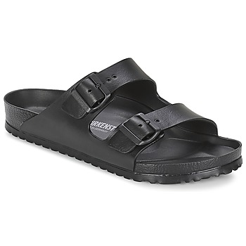 Schuhe Herren Pantoffel Birkenstock ARIZONA EVA Schwarz