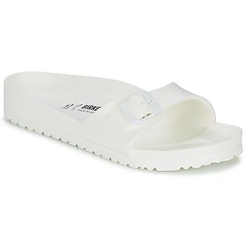 Schuhe Herren Pantoffel Birkenstock MADRID EVA Weiss