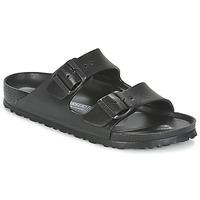 Schuhe Damen Pantoffel Birkenstock ARIZONA EVA Schwarz