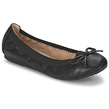 Schuhe Damen Ballerinas Moony Mood BOLALA Schwarz