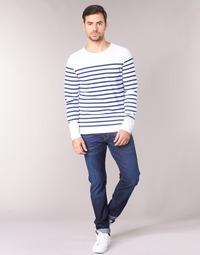 Kleidung Herren Straight Leg Jeans Scotch & Soda RALSTON Blau