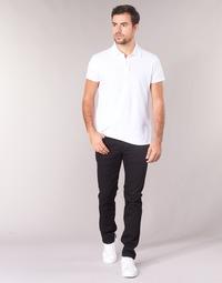 Kleidung Herren Straight Leg Jeans Scotch & Soda RALSTON Schwarz