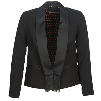 Kleidung Damen Jacken / Blazers Maison Scotch BOUKOUM Schwarz