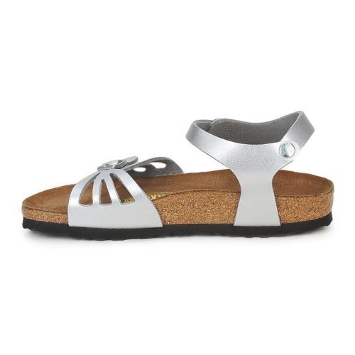 Birkenstock BALI Silbern  Damen Schuhe Sandalen / Sandaletten Damen  63,99 3dca91