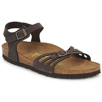 Schuhe Damen Sandalen / Sandaletten Birkenstock BALI Braun