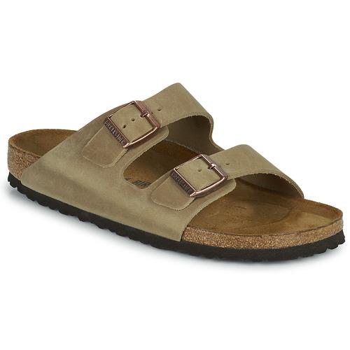 Birkenstock ARIZONA Braun Schuhe Pantoffel Herren 72,24