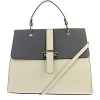 Taschen Damen Handtasche Christian Laurier FIONA blanc gris