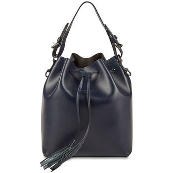 Taschen Damen Handtasche Christian Laurier BIRGIT bleu marine