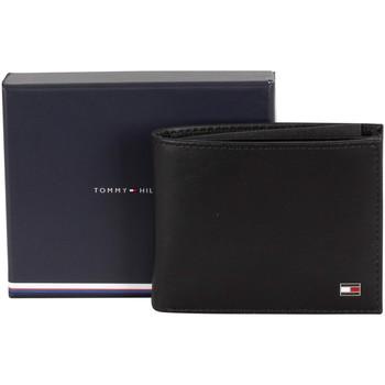 Taschen Herren Portemonnaie Tommy Hilfiger Eton Mini Brieftasche schwarz