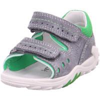 Schuhe Kinder Sandalen / Sandaletten Legero - 2-00030-44 SMOKE KOMBI 44