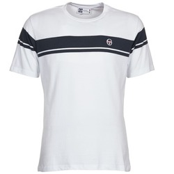 Kleidung Herren T-Shirts Sergio Tacchini YOUNG LINE Weiss