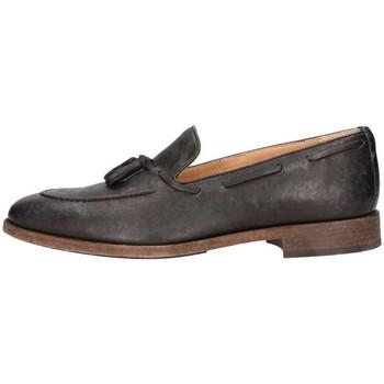 Schuhe Herren Slipper Frau 36q8 schwarz