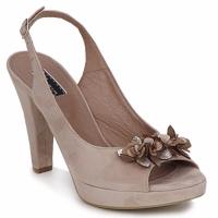 Schuhe Damen Sandalen / Sandaletten Vic CALIPSO DRAL Beige