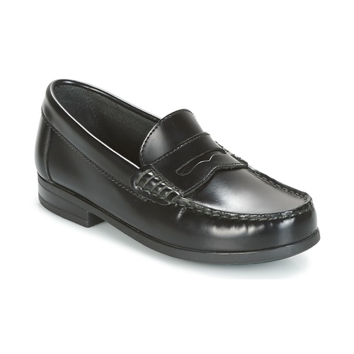 Schuhe Kinder Slipper Start Rite PENNY 2 Schwarz