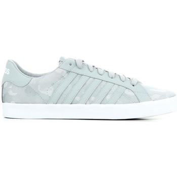 Schuhe Herren Sneaker Low K-Swiss Belmont Camo 03737-017-M grau