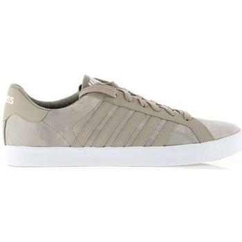 Schuhe Herren Sneaker Low K-Swiss Belmont So T Camo 03737-286-M braun
