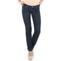 Kleidung Damen Straight Leg Jeans Lee Lynn L340AGNA czarny