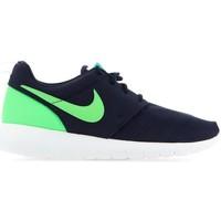 Schuhe Sneaker Low Nike Roshe One GS 599728-413 czarny