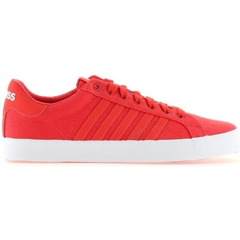 Schuhe Damen Sneaker Low K-Swiss Women's Belmont SO T Sherbet 93739-645-M rot