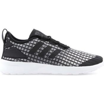 Schuhe Damen Sneaker Low adidas Originals Adidas Zx Flux ADV VERVE W AQ3340 schwarz