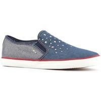 Schuhe Damen Slip on Geox Wmns  J Kiwi G.D  J62D5D-0ZDAS-C4001 niebieski