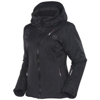 Kleidung Damen Windjacken Rossignol VELA JKT W RL2WJ12-200 schwarz