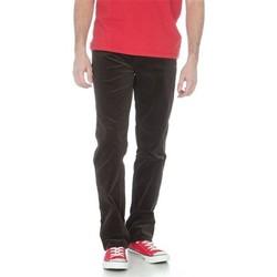Kleidung Herren Straight Leg Jeans Wrangler Texas Stretch W12198160 schwarz