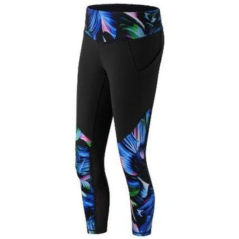 Kleidung Damen Jogginghosen New Balance WP61100LFP mehrfarbig