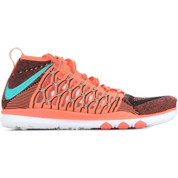 Schuhe Herren Sneaker Nike Train Ultrafast Flyknit 843694-863 orange