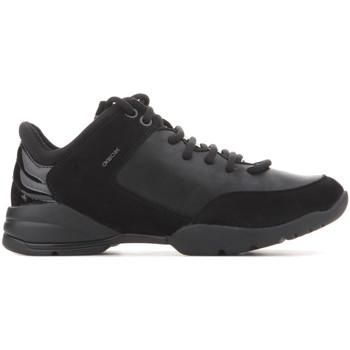 Schuhe Damen Sneaker Low Geox D Sfinge A D642NA-08521-C9999 czarny