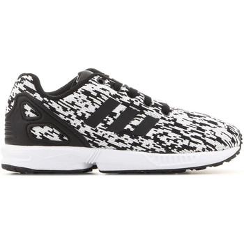 Schuhe Kinder Sneaker Low adidas Originals Adidas ZX Flux C BY9856 Wielokolorowy