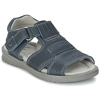 Schuhe Jungen Sandalen / Sandaletten Citrouille et Compagnie DERFO Marine