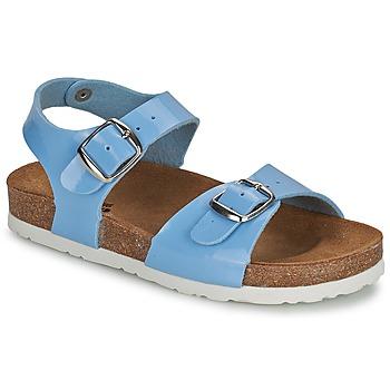 Schuhe Mädchen Sandalen / Sandaletten Citrouille et Compagnie INIALE Blau