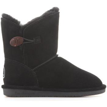 Schuhe Damen Schneestiefel Bearpaw Rosie 1653W-011 Black II