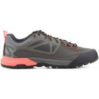 Schuhe Damen Wanderschuhe Salomon X Alp Spry W 398601 braun