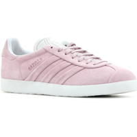 Schuhe Damen Sneaker Low adidas Originals Adidas Gazelle Stitch and Turn W BB6708 rosa