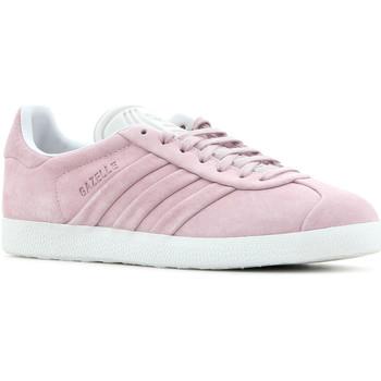 Schuhe Damen Sneaker Low adidas Originals Adidas Gazelle Stitch and Turn W BB6708 rosa