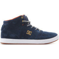 Schuhe Herren Sneaker High DC Shoes DC Crisis High ADBS100117 NVY granatowy