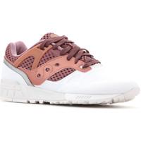 Schuhe Herren Sneaker Low Saucony Grid S70388-3 Wielokolorowy
