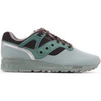 Schuhe Herren Sneaker Low Saucony Grid S70388-2 zielony