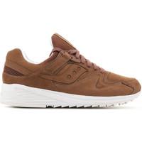 Schuhe Herren Sneaker Low Saucony Grid 8500 HT S70390-2 brązowy
