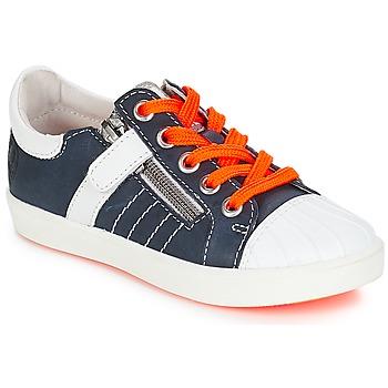 Schuhe Jungen Sneaker Low GBB MAXANCE Marine-weiß / Dpf / 2706