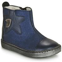 Schuhe Mädchen Boots GBB LIAT Marine