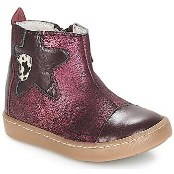 Schuhe Mädchen Boots GBB LIAT Blau grün / Dpf / 2706