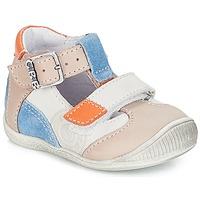 Schuhe Jungen Sandalen / Sandaletten GBB PIERRE Smaragd / bronze / rosa / Dpf / Raiza