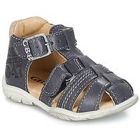 Schuhe Jungen Sandalen / Sandaletten GBB PRIGENT Marine / Dpf / Filou