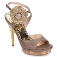 Schuhe Damen Sandalen / Sandaletten Fericelli MINKA Capretto