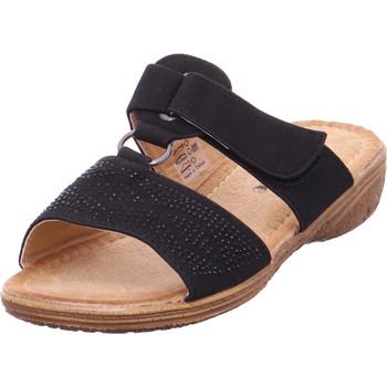 Schuhe Damen Sandalen / Sandaletten Hengst Pantl-bis30mm-Abs black